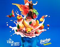 Fruit Trip / Un viaje de Frutas - Conaprole