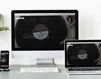 Analog Records ARG [Web Site]