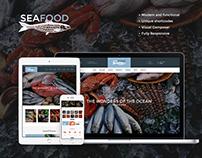 Seafood Company & Restaurant Theme