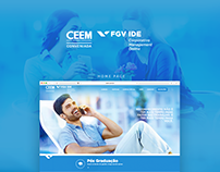CEEM FGV Website