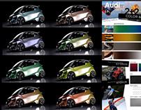 Audi 2+2