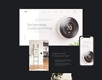 Nest — Design Concept