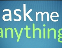 Library Commons - Ask Me Anything Poster Series