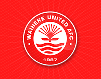 Whaikehe Untd. FC - Badge