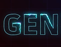 Generation Y Title Sequence