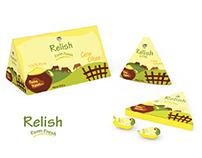 Relish - Ghee Packaging