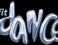 Fit dance logo 3d - C4D