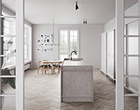 Kortrijk House visualization