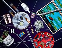 Harvey Nichols: Gift Guide 2017: MLMStylist
