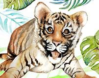 London Zoo Baby-Wear
