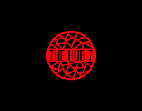 Logo Branding For The Hub 7