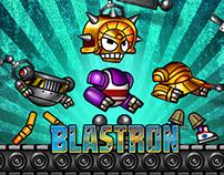 Blastron - Ad Creative