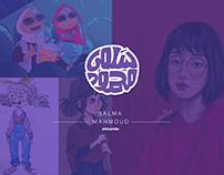 Salma Mahmoud - LOGO - Egypt 2018