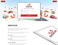 Eshtery Ex Ecommerce website 1