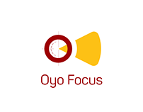 Oyo Focus - Logo and Brand Design