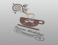 coffee shop & diner logo