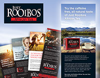 Just Rooibos Advertising