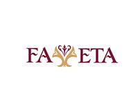 Shoe store FAVETA logo