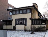 What inspired Frank Lloyd Wright? - Study