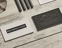 Branding for Brownstone - Real Estate