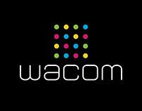 Wacom Brand Identity Redesign Concept