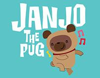 Janjo The Pug