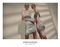Lorena Saravia Spring-Summer 2019 Ad Campaign