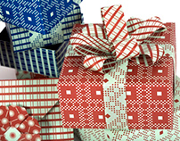 Origami Gift Packaging Kit