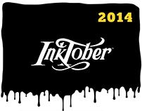 Inktober - 2014