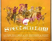 Spectaculum Music and Arts Festival