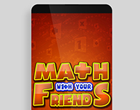 Math with your friends App