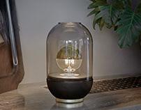 Pillola table lamp - Halo Design