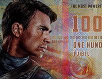 AVENGERS- Banknote Design