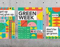Green Week — Event Branding