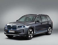 BMW iX7 & X8