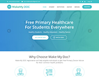 MakeMy DOC - Clinic Management and Healthcare Portal
