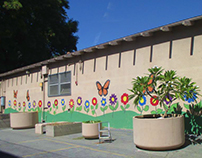 Second Street Elementary School Mural