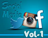 Social Media Vol-1