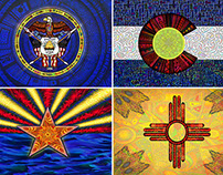 Colorado, New Mexico, Arizona, Utah: The Four Corners