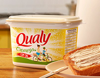Qualy's Margarine Holder