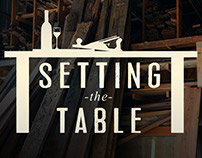 Setting the Table (Graphic Design)