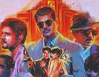 Bombay Velvet Poster Design