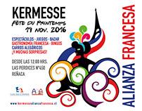 Sitio Web Kermesse Alianza Francesa de Reñaca