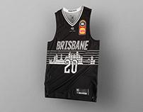 Brisbane Bullets City Uniform