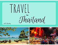 Travel to Thailand By Ali Slutsky