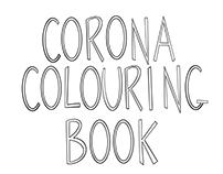 CORONA COLOURNG BOOK