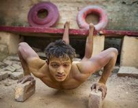 Wrestlers Of Varanasi