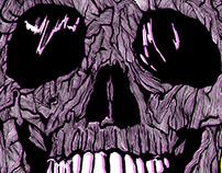 Skull No.4 Pinky