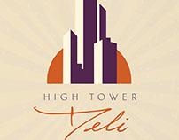 High Tower Deli catering menu