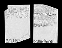 Belle de Mai [Family] - Variable typeface